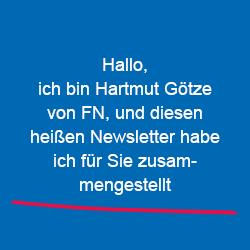 Dieser Angebotsnewsletter wurde von Hartmut Götze zusammengestellt.
