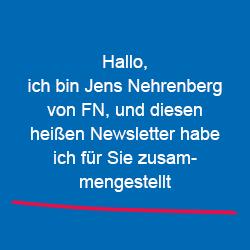 Dieser Angebotsnewsletter wurde von Jens Nehrenberg zusammengestellt.