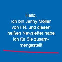 Dieser Angebotsnewsletter wurde von Jenny Möller zusammengestellt.