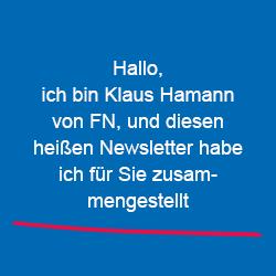 Klaus Hamann - Fachmann für Manitou bei FN