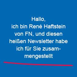 René Haftstein hat diesen Newsletter für Sie zusammengestellt