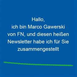 Dieser Angebotsnewsletter wurde von Marco Gawerski zusammengestellt.