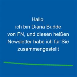 Dieser Angebotsnewsletter wurde von Diana Budde zusammengestellt.